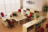 Мебель для персонала – важная составляющая рабочего процесса