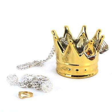 """Подставка для украшений (держатель для колец) """"Корона"""""""