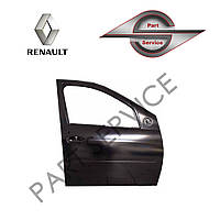 Дверь передняя на Renault Logan (Рено логан)
