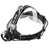 Налобный тактический фонарь Police BL-02-T6