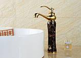 Смеситель кран в ванную комнату однорычажный, фото 2
