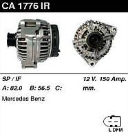 Генератор /150A / Mercedes W211, W220, W221 2,4-