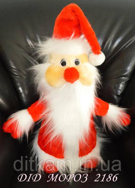 Мягкая игрушка Дед Мороз (50см)