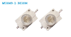LED модуль 3030 1LED 1.5Вт IP67 DC12В 60° 170lm 6500K