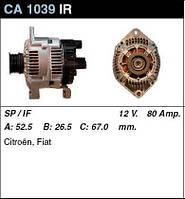 Генератор /80A/ Fiat Ducato 94- 2,5-2,8D/TDI