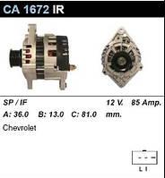 Генератор /85A / Daewoo Nubira 1,6-2,0 16V Lanos 1,5-1,6
