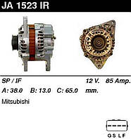 Генератор /85A / Mitsubishi Carisma 1,8 Colt 1,6 Galant VI 2,0 Lancer VI 1,6 Pajero Pinin, Space Sta
