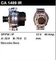 Генератор /90A / Mercedes Vito 2,2CDI  Sprinter 2,2-2,7CDI