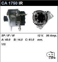 Генератор /90A/ VW T4 1.9D после 00- Valeo