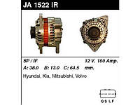 Генератор восст. /100A/ Hyundai Sonata III, Carisma, Galant, Spase Wagon, Tiggo 1,8-2,0 97-