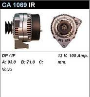 Генератор восст. /100A/ Volvo 940,960 2,0-2,3 16V, 2,4TD