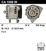 Генератор восст. /105A/  Ford C-max Focus II 1.8TDCI 05-
