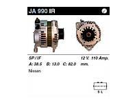 Генератор восст. /110A/ Nissan Maxima 95-00 2,0-3,0i, Murano 05- 3,5i