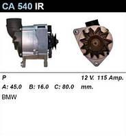 Генератор восст. /115A/ BMW E34 2,0-2,5i