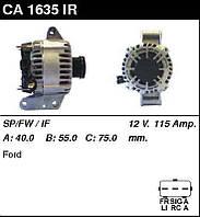 Генератор восст. /115A/ Ford Mondeo 1,8-2,0 00-