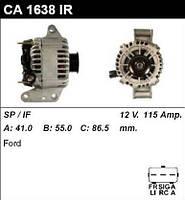 Генератор восст. /115A/ Ford Mondeo3 1,8-2,0i, 2,0-2,2TDCI