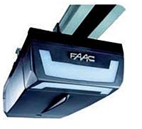 Автоматика для секционных и гаражных ворот  FAAC D1000 для ворот площадью до 12 кв рейка 3.2 м