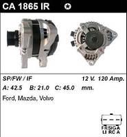 Генератор восст. /120A/ Ford Focus2, C-max 1,6-2,0TDCI