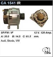 Генератор восст. /120A/ VW Passat B5, Audi A4, A6 1,9TDI