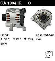 Генератор восст. /150A/ BMW 1-series E81, 3-series E90 2,0-3,0d 04-