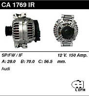 Генератор восст. /150A/ Audi A4 1,8-2,0 TFSi 01-