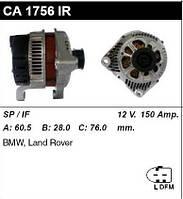 Генератор восст. /150A/ BMW E46 1,8-2,0-3,0D