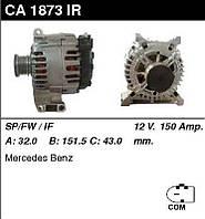 Генератор восст. /150A/ Mercedes A-Class, B-Class 2,0D