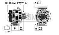 Генератор восст. /150A/ Ford Transit, Peugeot Boxer, Citroen Jumper, Fiat Ducato 2.2TDCi 11-