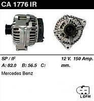 Генератор восст. /150A/ Mercedes W211, W220, W221 2,4-