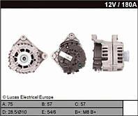 Генератор восст. /180A/ BMW 1-series E81, 3-series E90 2,0d 06-