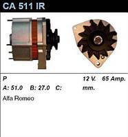 Генератор восст. /65A/ AR75 1,8-2,0-2,5-3,0 AR90 2,5 V6