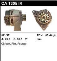 Генератор восст. /65A/ Citroen Berlingo, Peugeot 306 1,1-1,4
