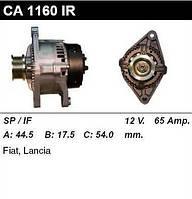 Генератор восст. /65A/ Fiat Doblo 1,9D/JTD, Brava 1,4 12V, Punto2 1,9D