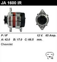Генератор восст. /65A/ Daewoo Matiz 0,8-1,0