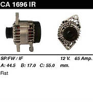 Генератор восст. /65A/ Fiat Doblo 1,9D/JTD