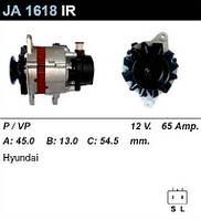 Генератор восст. /65A/ Hyundai H100