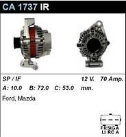 Генератор восст. /70A/ Ford Fusion, Fiesta 03- 1,25-1,4-1,6 16V