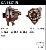 Генератор восст. /70A/ Ford Puma 1.4-1,7, Ford Fiesta -02 1,25 16v, 1,4 16v