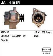 Генератор восст. /70A/ Toyota 4Runner 93-96, Prado 96-03, 3.4 3.0D
