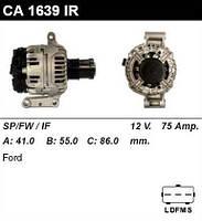 Генератор восст. /75A/ Ford Transit 00- 2,4 TDCI