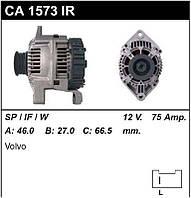 Генератор восст. /75A/ Volvo 440-460-480