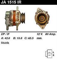 Генератор восст. /80A/ Mazda 323 96-04, 626 V, Premacy 2,0 D/TD
