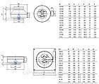 Systemair K 100 XL - Вентилятор для круглых каналов, фото 4