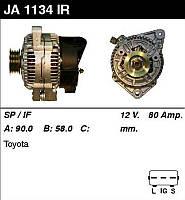 Генератор восст. /80A/ Toyota Camry V20 2,2, Carina E, Picnic, RAV 4 I, 2,0