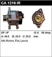Генератор восст. /85A/ Fiat Doblo 1,9D/JTD, Brava 1,9TD, AR145-156 TS 16V, Kappa 2,0-2,4 20V