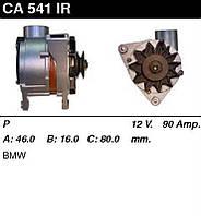 Генератор восст. /90A/ BMW 5 (E34) 535 I, 88-95, 3.4