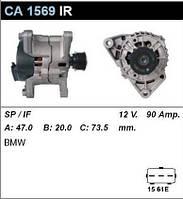 Генератор восст. /90A/ BMW E36 1,6i, E46 1,6-1,8i