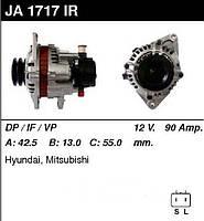Генератор восст. /90A/ Hyundai Galloper 91- 2,5D