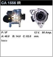 Генератор восст. /90A/ Iveco E1 2,8 c возд, охлажд