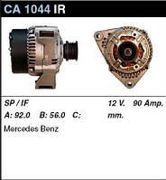 Генератор восст. /90A/ Mercedes  C, E, G-Class